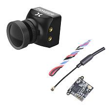 Foxeer Razer Mini HD 5MP 2.1mm M12 1200TVL FPV Camera with FE200T 5.8G 40CH VTX For DIY RC FPV Racing Drone