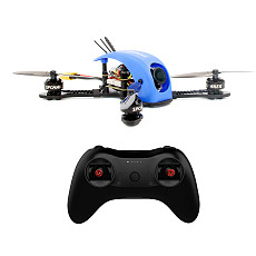 SPCMAKER KillerWhale 115mm F4 Whoop FPV Racing Drone RTF w/ 1103 8500KV Runcam Nano 2 Camera 25MW-100MW 40CH VTX T8S Remote Controller