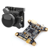 Foxeer Razer Micro 1.8mm M8 1200TVL FPV Camera with Atlatl HV V2 5.8G 40CH VTX For RC FPV Racing Drone Models