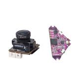 Foxeer Razer Micro 1.8mm M8 1200TVL FPV Camera with Supra-VTX 5.8G 40CH VTX For DIY RC FPV Racing Drone Models