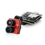 Caddx Tarsier V2 4K 30fps 1200TVL Dual Lens Super WDR WiFi Mini FPV Camera with VTX HD Recording DVR Dual Audio OSD for RC Racing Drone Quadcopter