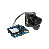 RunCam Hybrid 4K HD Mini FPV Camera Dual Lens Wide Angle HD Recording FOV 145 Degree SONY 8MP Sensor For FPV RC Racing Drone Cinewhoop