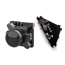 Foxeer Whoop_VTX 5.8g 40ch VTX with Foxeer Razer Micro 1.8mm M8 1200TVL FPV Camera for DIY RC FPV Racing Drone Models