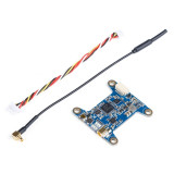 iFlight Force 5.8G 48CH 0/25/100/200/400/600mW Switchable VTX Transmitter MMCX Connector for DIY FPV Racing Drone Quadcopter