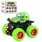 Feichao Monster Inertia Buggy Toy Spring Shock Absorber Boy Stunt Car Model