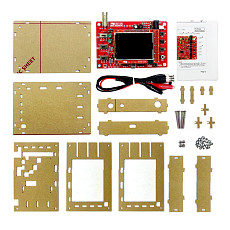 Feichao DSO138 Digital Oscilloscope with Probe Analog Bandwidth + Acrylic DIY Housing (welding)