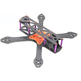 JMT Martian II 2 220 / 250 220mm 250mm 4mm Arm Thickness Carbon Fiber Frame Kit w/ PDB For FPV Racing Drone Quadcopter