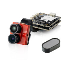 Caddx Tarsier V2 4K 30fps 1200TVL WiFi Mini VTX FPV Camera with ND Filter for RC Racing Drone Quadcopter