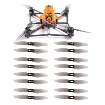 Diatone GTB 329 Cube 2S / 339 Cube 3S 3 inch Toothpick 120mm FPV Racing Drone Quadcopter PNP with Gemfan Hurricane 3018 Props MB1103 6500KV 5500KV Motor