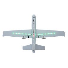 Feichao ​Z51 2.4G 3CH RC Airplane Airplane Without Camera 20 Minutes Fligt Time Gliders LED Hand Launch Opening Wingspread Foam Flying Plane Children's Toys