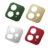 FCLUO Rear Camera Metal Protection Ring Cover for iPhone 11/11pro/11pro max