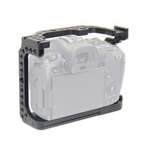 BGNING Aluminum Cage Camera for Canon EOR S Protective Case Movie Film Video Rig Stabilizer Cover Frame for EORS Quick Release L Plate