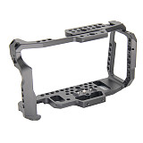 BGNING Aluminum Camera BMPCC Cage for Blackmagic 4K 6K Design Pocket Cinema Full Frame Camera with Shoe Guide Cool Mounting Photography