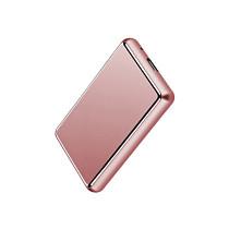 XT-XINTE Mini mSATA Type-C SSD Enclosure M.2 M-Key USB3.1 6 Gbps High-Speed USB C Hard Drive Disk Case Support 1TB for Windows/Linux/Mac