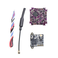 JMT Play F4 Whoop Flight Controller & 4in1 ESC FE200T 5.8G 40CH FPV Transmitter VTX for DIY RC Drone Kit FPV Racing Quadcopter