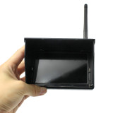 JMT 5.8G 48CH 4.3 Inch LCD 480x22 pixels 16:9 NTSC / PAL FPV Reciever Monitor Auto Search With OSD Build-in Battery