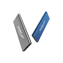 XT-XINTE USB3.1 Type-C to M.2 NVMe PCIE SSD Box Solid State Drive HDD Enclosure Case 2 Cables 10Gbps M2 PCI-E M/M&B Key Support 4TB 2280