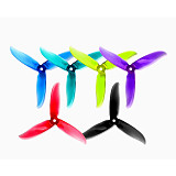 2 Pairs Dalprop T5045C Cyclone 5 Inch 3 Blade Propeller CW CCW Prop For Racing Drone Accessary Parts