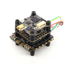 HGLRC FD435-VTX STACK 20X20 3-6S FD F4 Mini Flight Controller 35A BL32 4in1 ESC FD VTX Mini for DIY FPV Racing Drone