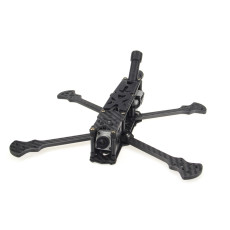 HGLRC SectorV2 HD Freestyle 3K Carbon Fiber Frame Kit Wheelbase 226/260/296mm 5 Inch / 6 Inch / 7 Inch 5mm Arm for RC Drone FPV Racing Quadcopter
