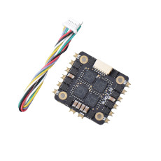 JMT 2-4S 25A BL32-25A 4in1 ESC BLHeli 32-bit 32bits support Dshot1200 / 600/300/150 Oneshot125 Multishot Mode for FPV Racing Drone