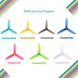 6 Pairs 12PCS GEPRC G5x4.3x3 5043 5 Inch 3-Blade Propeller CW CCW for RC Drone FPV Racing
