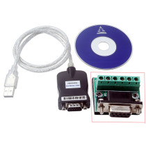 XT-XINTE USB 2.0 to RS485 RS-485 DB9 COM Serial Port Device Converter Adapter Cable High Speed PL2303 USB2.0 5Mbp Cord 70cm Dropship