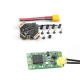 Happymodel F4 PRO V3.0 Flight Controller Blheli_S 10A 2-4S 4In1 ESC with XM++/ FRSKY/NR502T-F2 Receiver for TRASHCAN drone For T16 TX