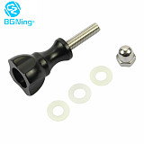For Go Pro Accessories Colorful CNC Aluminum Thumb Knob Stainless Bolt Nut Screw for GoPro Hero 2 3 3+ 4 Camera