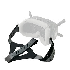 SHENSTAR Faceplate Eye Pad / Head Strap Head Band for DJI Digital FPV Goggles Face Plate Replacement Set for Lycra Skin-friendly Fabric