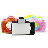 BGNING Camera Soft Silicone Case Body Protective Cover Shockproof Anti Scratch for Canon M50 for Sony Alpha A6500 A6300 Mirrorless DSLR