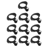 BGNING Aluminum Cycling Accessories 31.8mm Bicycle Clip Bike Bracket Outdoor Camera Accessories
