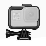 BGNing Plastic Protective Frame for GoPro Hero 8 Black Sports Camera Case Border Protector Cover Housing Mount Base for Gopro8