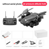 Feichao Profession 4K Drone LF609 Dual HD Camera 1080P WIFI FPV Follow Me Long Fly Time 3D Flip Altitude Hold Foldable Quadcopter VS E58 Selfie Dron