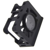 BGNing Camera Cage for Sony RX0 II Protective Cover Vlog Bracket Built-in Arca Swiss to Mount Tripod with Cold Shoe 1/4  Threads