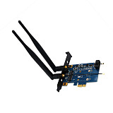 XT-XINTE PCI-E WiFi Adapter PCIE Wifi Bluetooth Adapter Mini PCI Express to PCIE X1 Network Card for Mini PCI E Wifi 3G/4G/LTE + SIM Slot