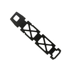 Tarot-RC 550/600 Carbon Fibre Battery Fixing Block MK6051 Lipo Protective Board Plate for Tarot 550 600 Helicopter Spare Parts