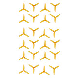 6/12Pairs GEPRC G5x4.3x3 5043 5 Inch 3-Blade Propeller CW CCW for RC Drone FPV Racing
