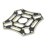 JMT F450-V2 Upper and Lower Cover Plate Multicopter Nylon Fiber Airframe Kit 4-axle Frame Board for DIY RC Quadcopter Plane