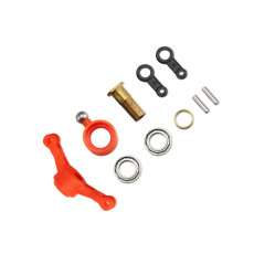 Tarot-RC Heli 550/600 Tail Slider Set Orange MK6068B / Green MK6068C for Tarot Tail Rotor Control 550 600 RC Helicopter Parts