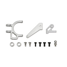 Tarot-RC 550/600 Full Metal Double Thrust L Arm Set MK6015A for 550 600 Tail Control Group RC Helicopter Model Spare Parts