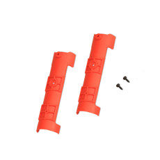 Tarot-RC 550 Tail Boom Fixed Clip Orange MK55017B / Green MK55017C for Tarot 550 RC Helicopter Spare Parts