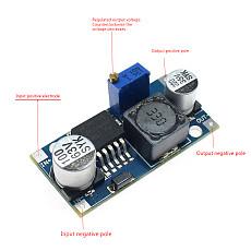 XT-XINTE LM2596HVS DC-DC Adjustable Buck Regulator Module Input 4.5-53v