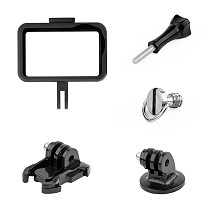 BGNING Action Camera Frame Protection Aluminum Cage Cover For DJI Osmo Action Protective
