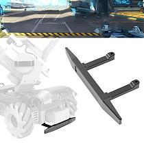 BGNING For DJI Robomaster S1 Robot Rear Bumper Protector Wheel Protective Rod kit