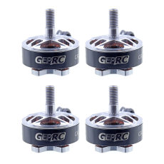 1PCS/4PCS GEPRC GEP-GR2306 2306 1600KV / 2450KV / 2750KV 3-5S Brushless Motor for DIY FPV Racing Drone RC Multirotor