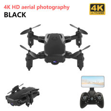 Feichao Foldable Mini Drone K1 WiFi FPV HD Camera 0.3MP 2.0MP 5.0MP 4K Altitude Hold Aerial Video 3D Flips RC Quadcopter Kids Toy