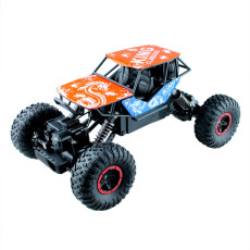 Feichao 1:12 4WD RC Car 2.4G Radio Control RC Truck Climbing Car Bigfoot Off-Road Alloy Remote Control Vehicle Boys Toys for Children