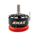 EMAX Pulsar 2306 LED Light Brushless Motor 1700KV 3-6S/3-4S 2400KV Translucent Motor Base for 5  Propellers Hawk 5 Pro FPV Drone
