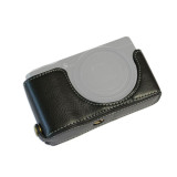 BGNING Genuine Leather Case for Ricoh GRIII GR3 GR III Camera Bag Portable Half Bottom Support With Battery Opening Base Mount Cover